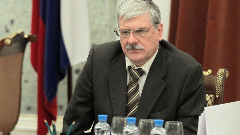 ВЛенобласти умер вице-спикер Заксобрания Санкт-Петербурга