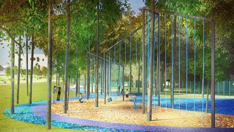 Площадь парковой территории в«Сколкове» составит более 40 га