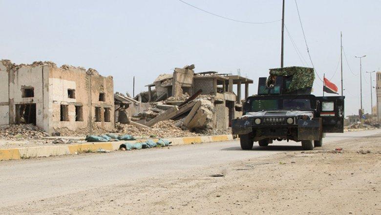 Переодетые исламские террористы изэкстремистской группировки атаковали американскую базу вИраке
