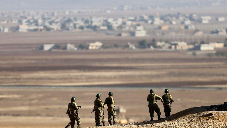 Пентагон: США вывели свои войска из района потенциального наступления Турции в Сирии