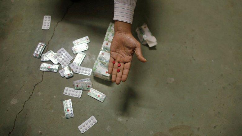 Россия обогнала всю Европу по объему изъятого метамфетамина