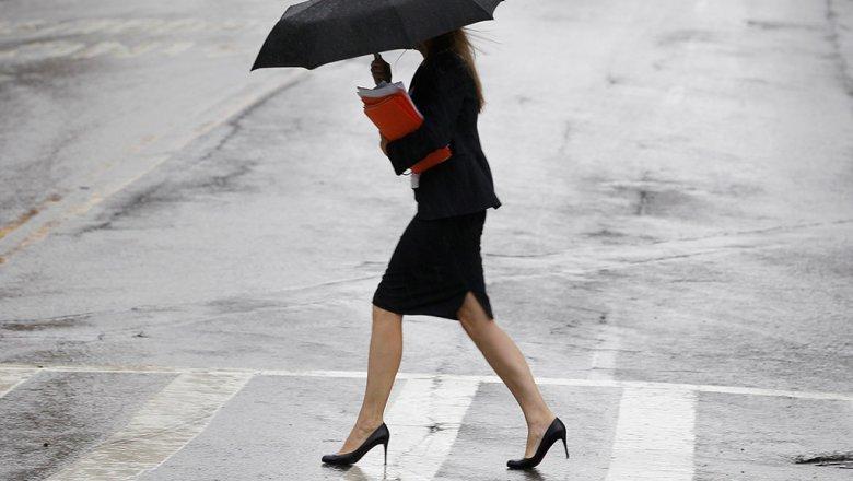 В 1-ый день октября вАрхангельской области будет дождливо иоблачно