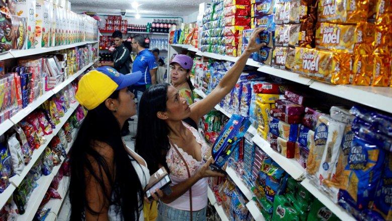 Венесуэла временно открыла границу сКолумбией