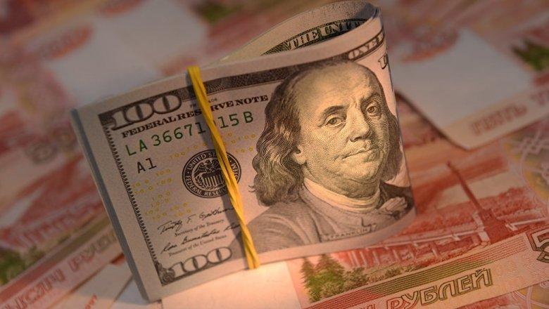 Руб. вырос кдоллару иевро благодаря скачку цен нанефть
