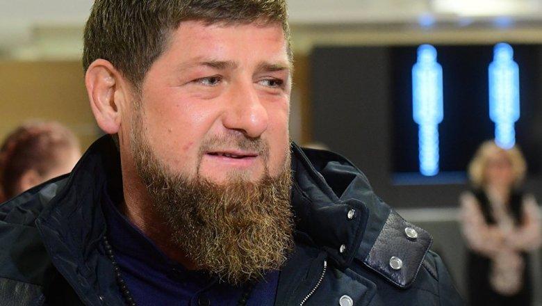 Парламент Чечни наградил Кадырова орденом «Честь Отечества»