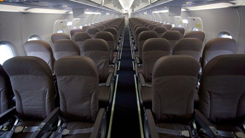 Три самолета S7, летевшие вДомодедово, ушли назапасной аэропорт