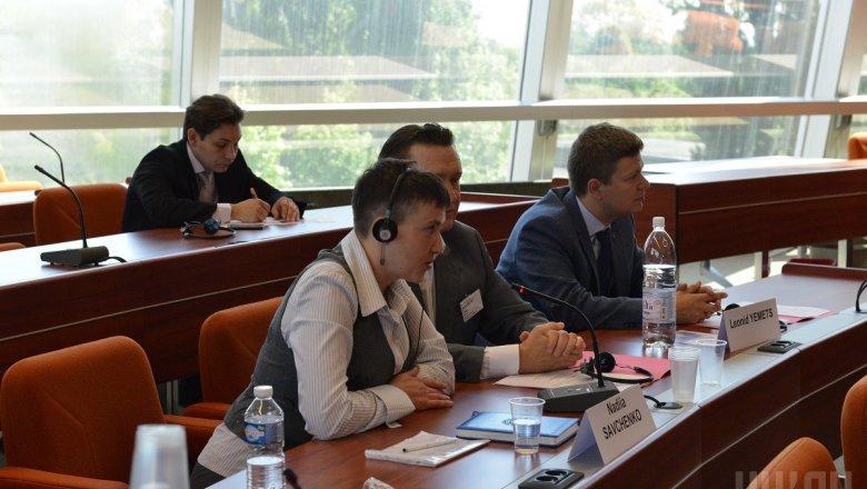 Президент ПАСЕ обратился к Савченко