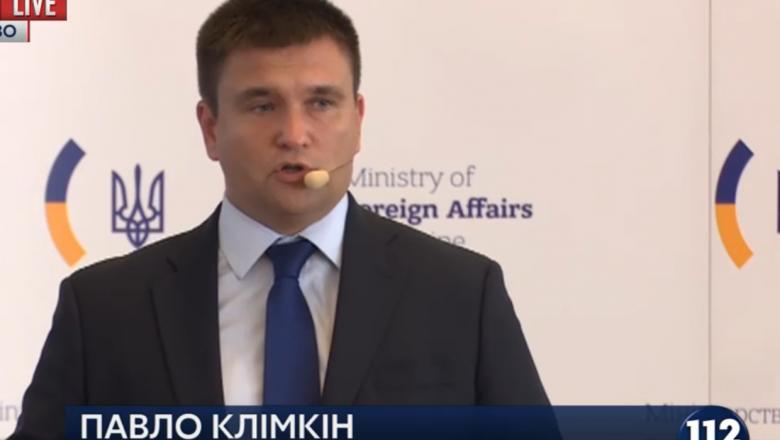 Климкин анонсировал встречу Порошенко иОбамы наГенассамблее ООН
