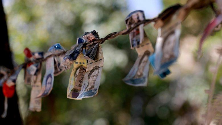 СМИ: венесуэльские счета переведут в банк «Российская финансовая корпорация»