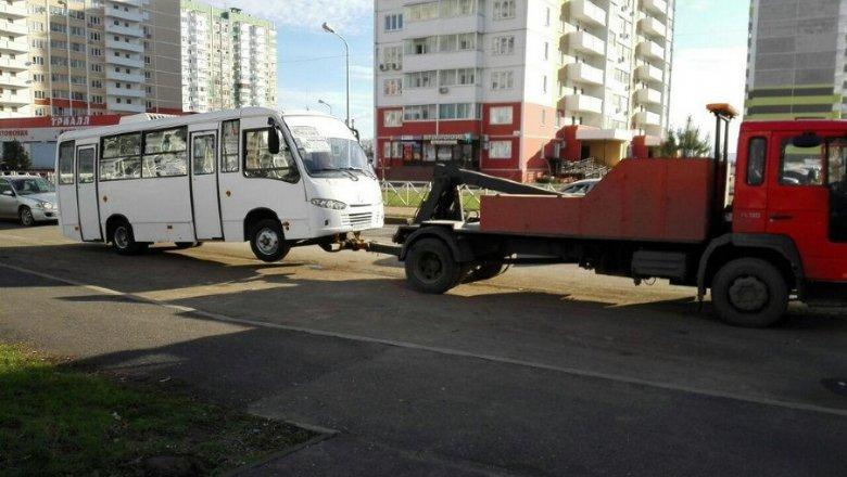ВКраснодаре пресечена деятельность незаконных автобусов