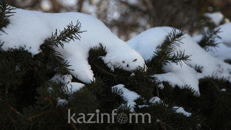 Погода без осадков ожидается вчетверг набольшей части Казахстана