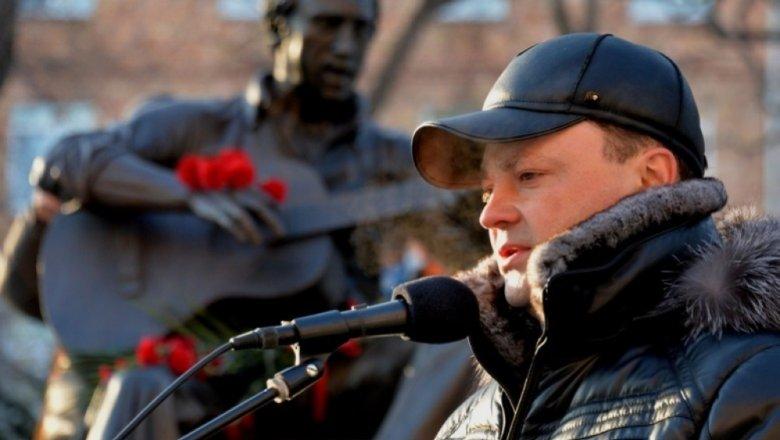 Владимир Высоцкий. В эпизоде изакадром