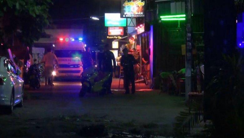 Два взрыва прогремели натаиландском курорте