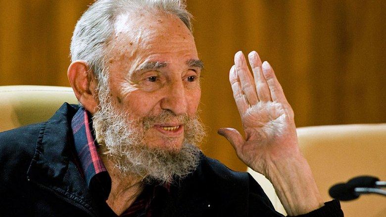ВКрыму установят монумент лидеру Острова Свободы Фиделю Кастро