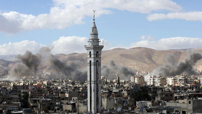 Российская Федерация может нанести удар вСирии вслучае угрозы жизни военнослужащим— Генштаб