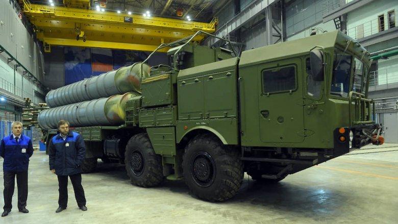 Россия сохранила второе место в рейтинге производителей вооружений