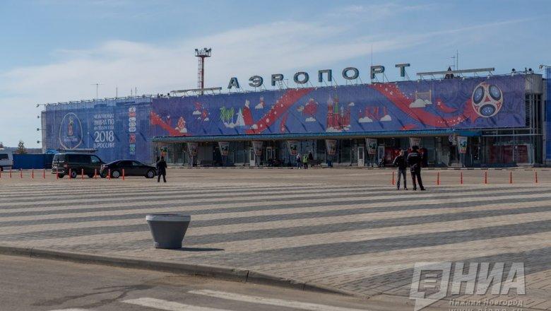 Запрет на транспортировку  оружия введут ваэропорту Стригино
