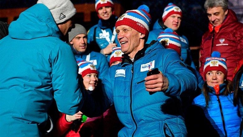 Глава СБР назвал имя лучшей биатлонистки сборной России ...