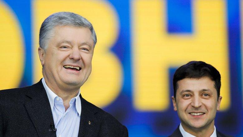 Зеленский: Порошенко хочет вернуться к власти через «новый майдан»