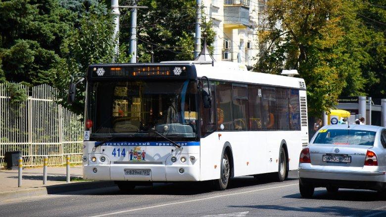 ВКраснодаре изменит маршрут автобус №46