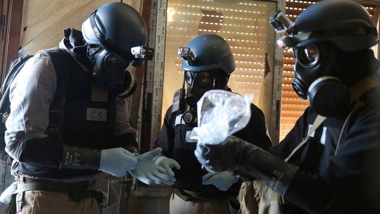 Покрайней мере 4 человека пострадали при использовании боевиками химоружия вАлеппо