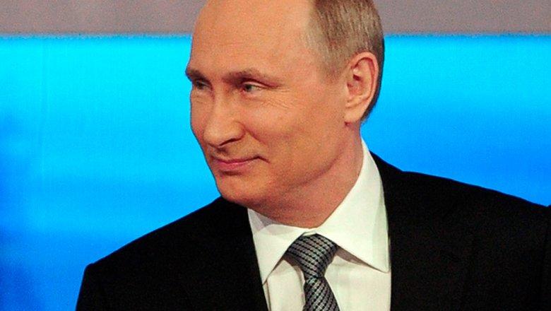 Путин наградил Кобзона знаком отличия «Заблагодеяние» вдень 80-летия