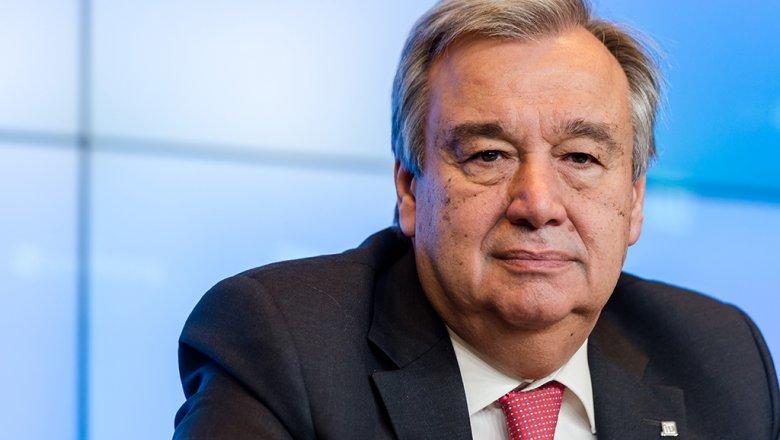 Генеральный секретарь ООН на совещании Совбеза поСирии объявил овозвращении «холодной войны»