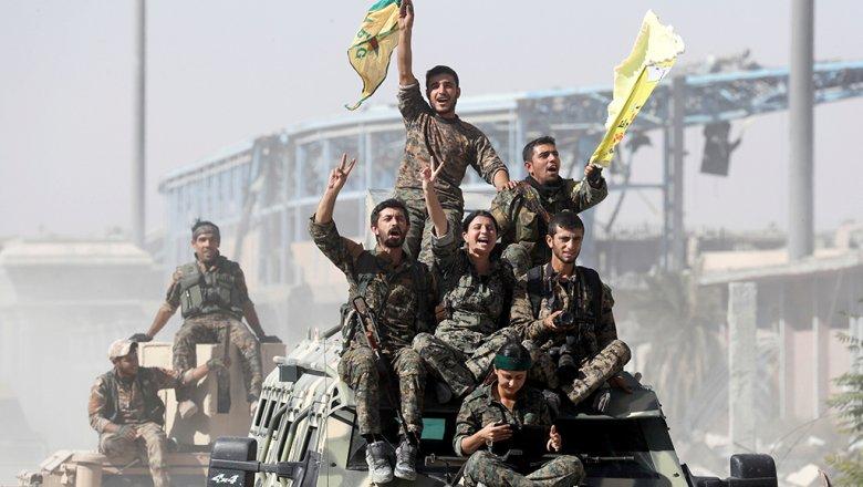 Сирийская оппозиция объявила обосвобождении Ракки
