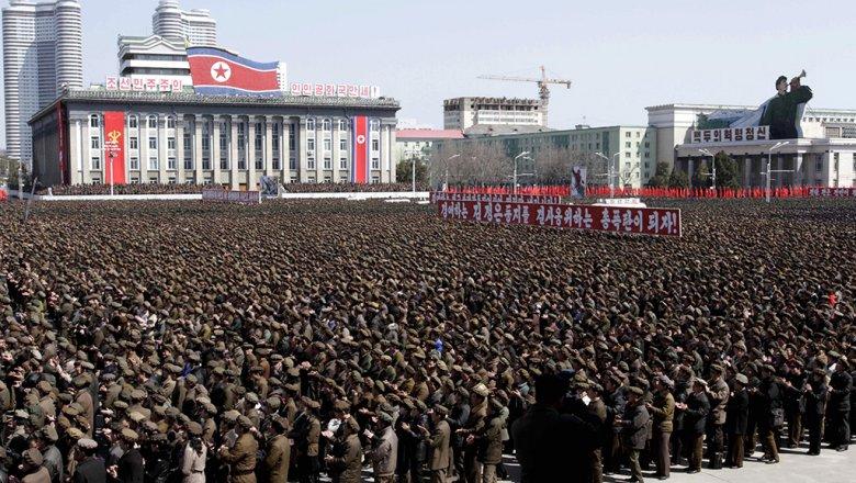 Сотрудники  Южной Кореи непланируют встреч сКНДР наВЭФ