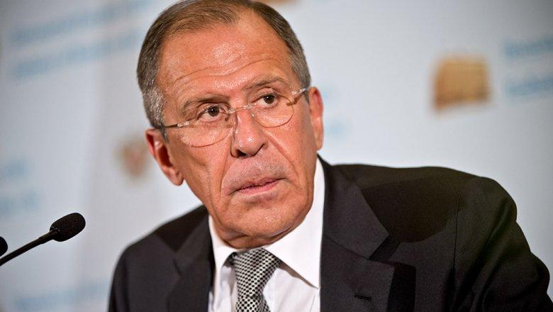 Лавров: Москва невмешивается вдискуссии о Российской Федерации вЕС