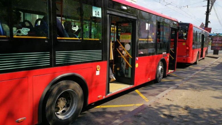 Все муниципальные автобусы собираются перевести на безнал к лету