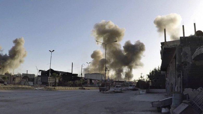 Хейли: США вовсяком случае ответят наприменение химоружия Дамаском