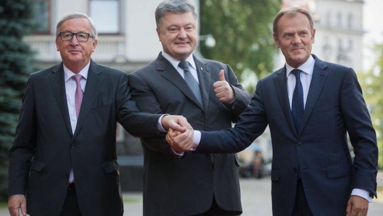 Туск призывает освободить всех удерживаемых украинцев в Российской Федерации ивКрыму