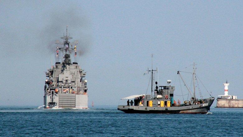 Договор овоенно-морской базе вСирии заключат на49 лет
