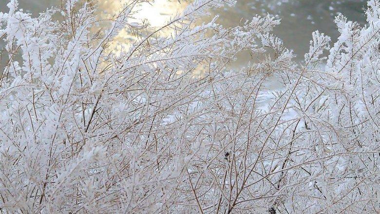 Крещенские морозы! Сегодня отменены занятия вкизильских школах