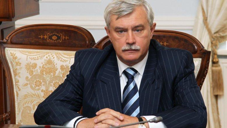Попадание в«кремлёвский доклад» Полтавченко считает признанием заслуг