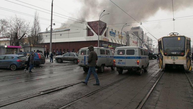 ВКемерове впожаре  погибли 5 человек, 30 вынуждены прибегнуть кпомощи медиков