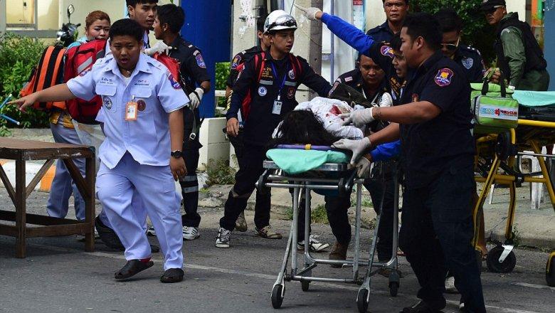 Среди пострадавших в итоге взрывов вТаиланде казахстанцев нет— МИДРК