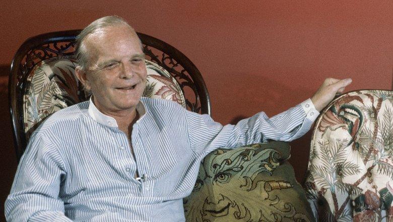Прах Трумена Капоте продали саукциона за45 000 долларов