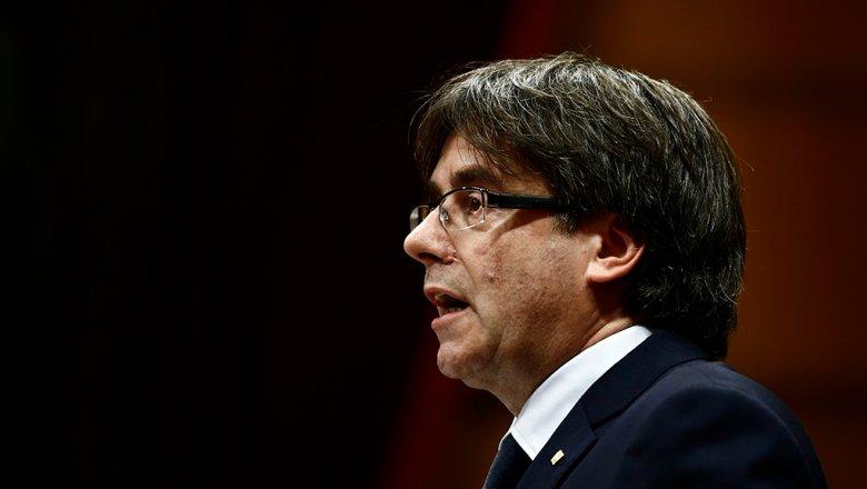 Пучдемон объявил остарте избирательной кампании изсвоего убежища вБельгии