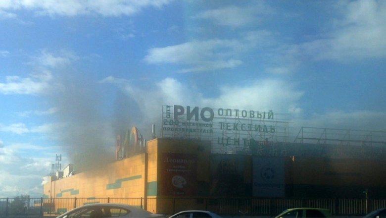 Лечение в клиниках получают 12 пострадавших впожаре вТРЦ «РИО»