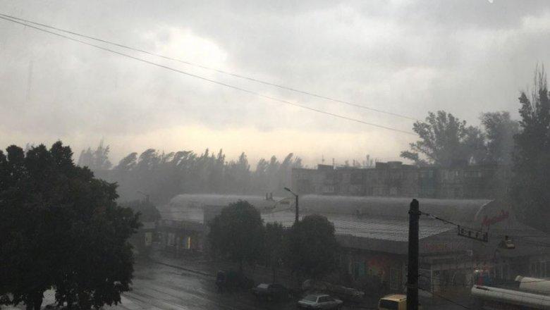 Из-за непогоды вДнепропетровской области 10 населенных пунктов остались без света