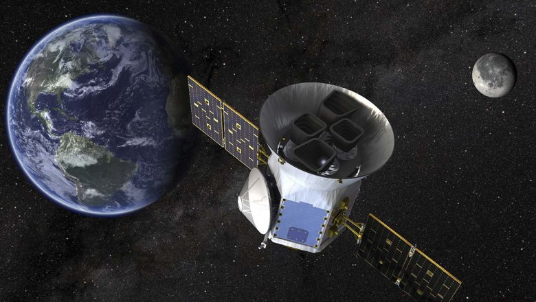 Спутник TESS обнаружил в космосе два аналога Земли