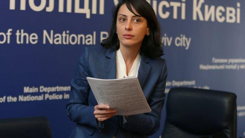 Кабмин сократил Деканоидзе сдолжности руководителя Нацполиции