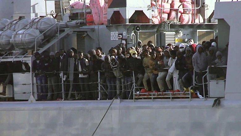Первые мигранты были депортированы изЕвропы вТурцию