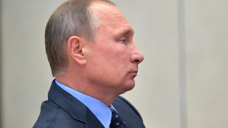 Владимир Путин одобрил идею высокоскоростных морских перевозок между Крымом иСочи