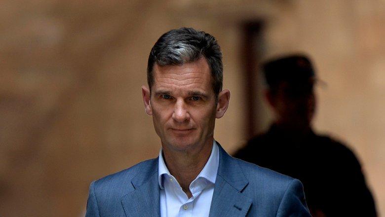 Зять короля Испании прибыл втюрьму для отбывания шестилетнего срока