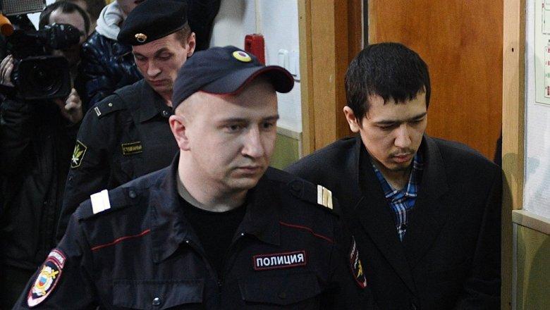 МВД: Организатора теракта впетербургском метро могут отнять гражданства РФ