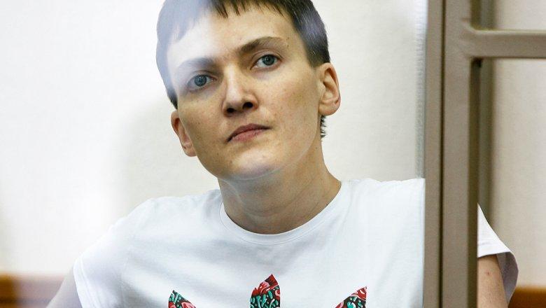 ФСИН собирает документы повыдаче Савченко вУкраинское государство