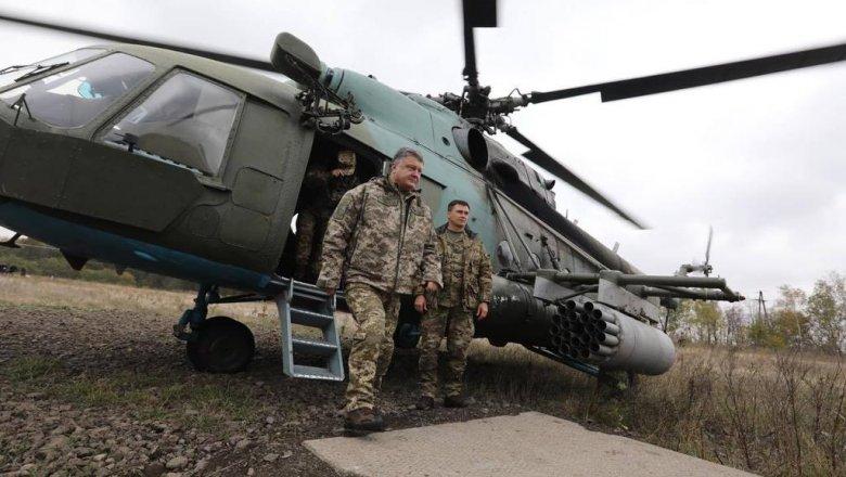 Порошенко назвал условия встречи в«нормандской формате»